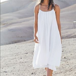 CP Shades White Alia Dress